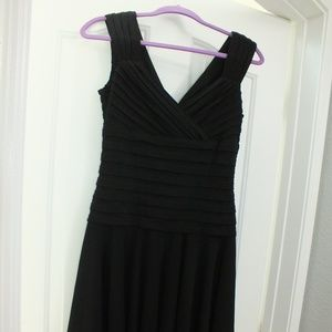 White House Black Market Black Dress size 4